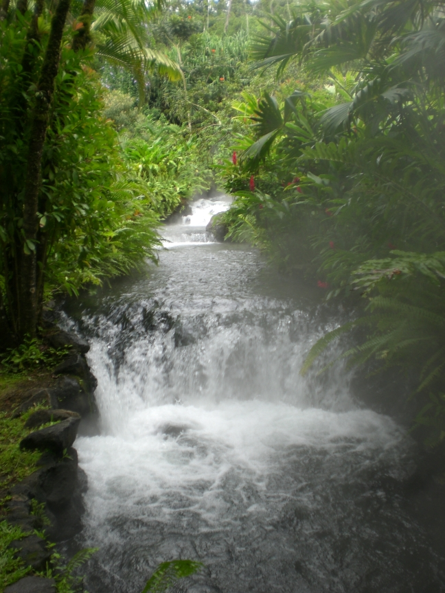 Tabacon Hot Springs, Arenal, Costa Rica