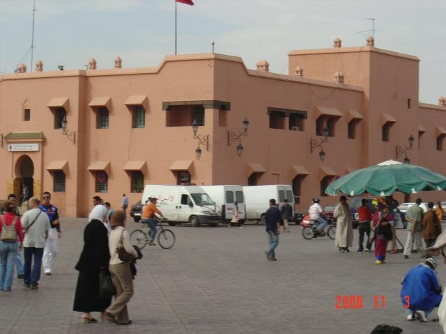 Jemaa el-Fna SquareMarrakech, Morocco