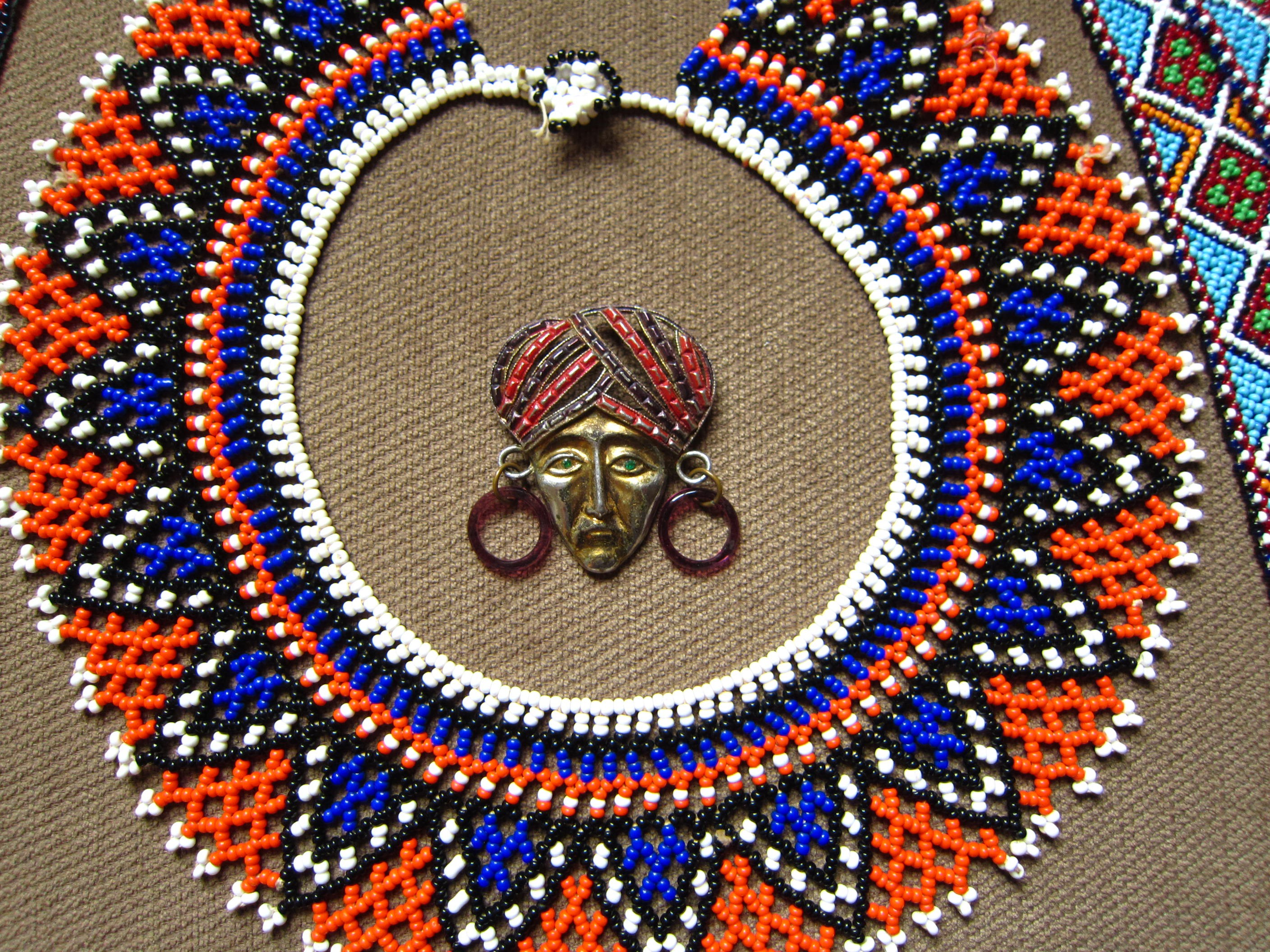 California iamsheglobal for How to make african jewelry crafts