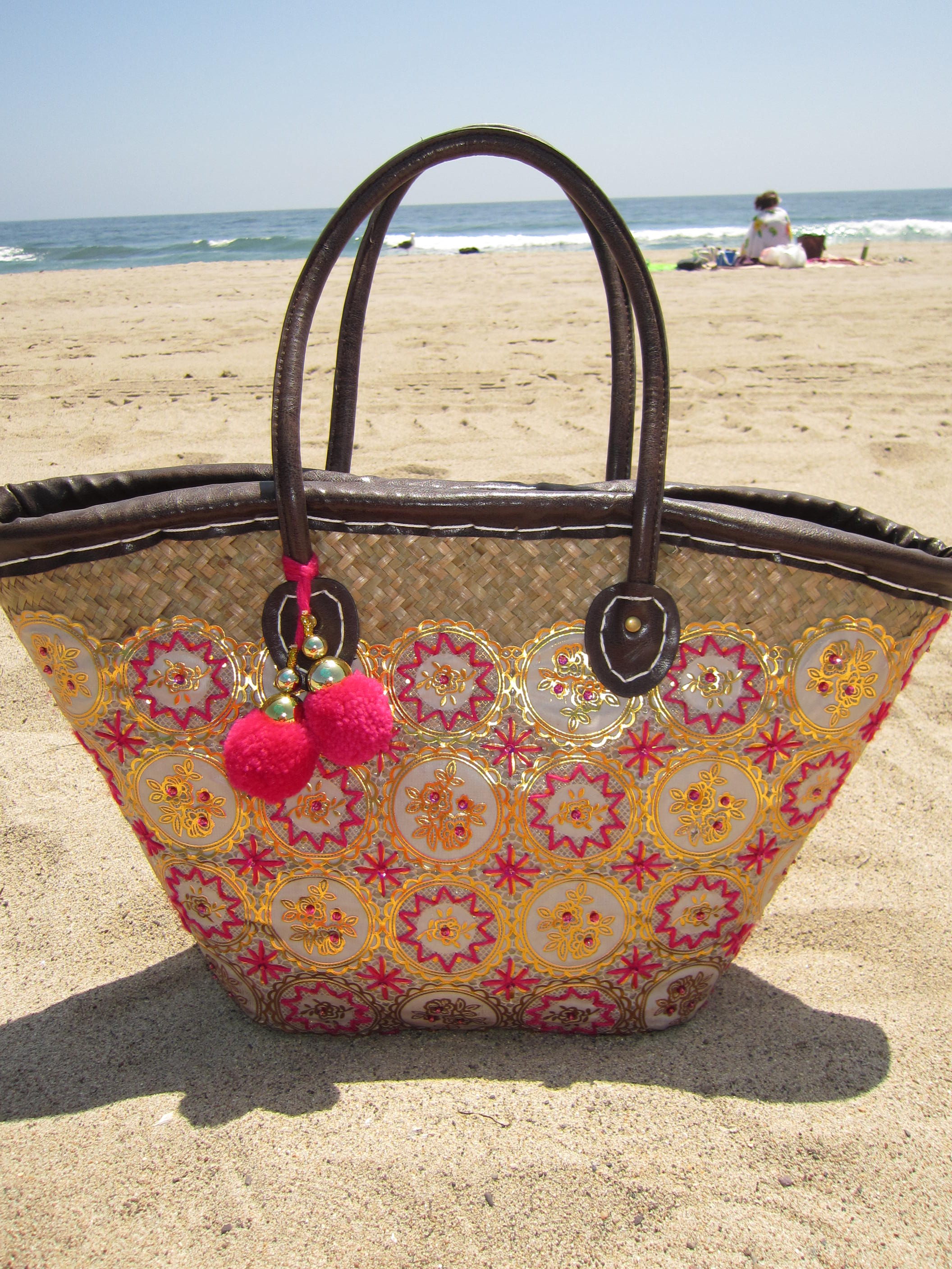 beach bag | IAMSHEGLOBAL