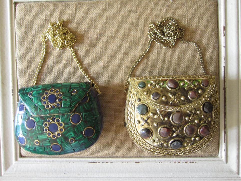 purses from Dehli India. photo by IMSheGlobal