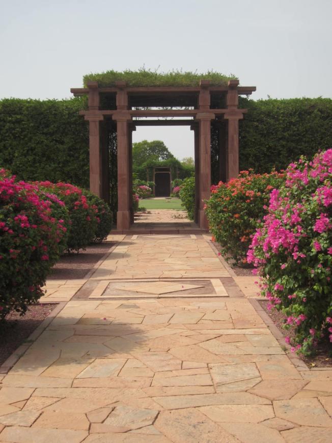 Gardens of Umaid Bhawan Palace