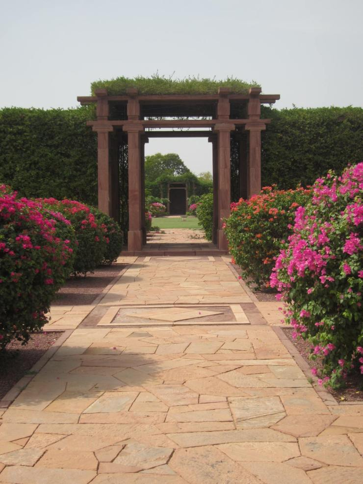 Gardens of Umaid Bhawan Palace