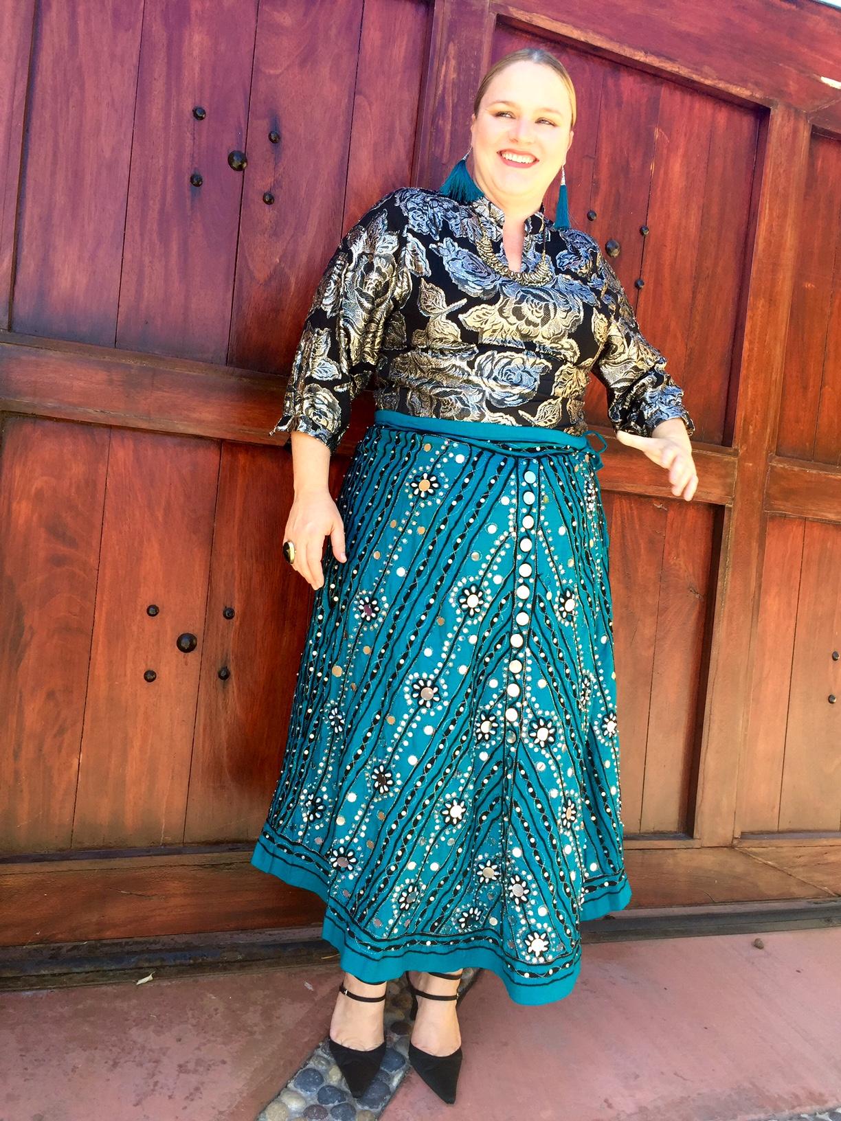 India Skirt 2