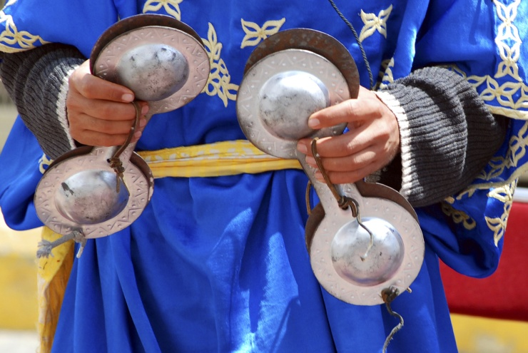 intrattenitori musicali in Marocco