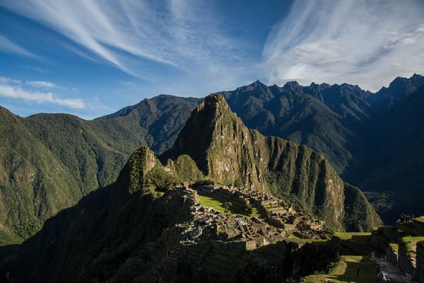 Peru Machu Picchu Landscape - IMG6757 Lg RGB